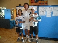 Nike Junior Tour 2010