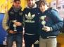 Premiazioni Tornei di Natale - Scuola Tennis